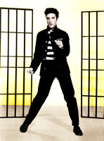 Elvis Presley - Jailhouse Rock yellow