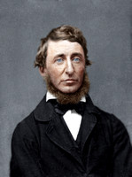 NPG.72.119 - Henry David Thoreau