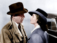 Humphrey Bogart and Ingrid Bergman - I10113