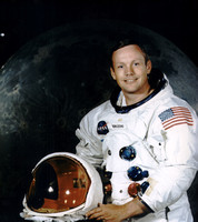 Neil Armstrong , Apollo 11, Official Portrait - 9018112