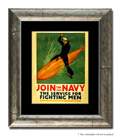 Join The Navy - 3g09568_11x14