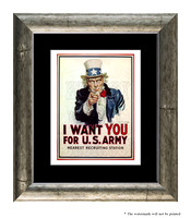 I want You For U, S, Army - 840_11x14