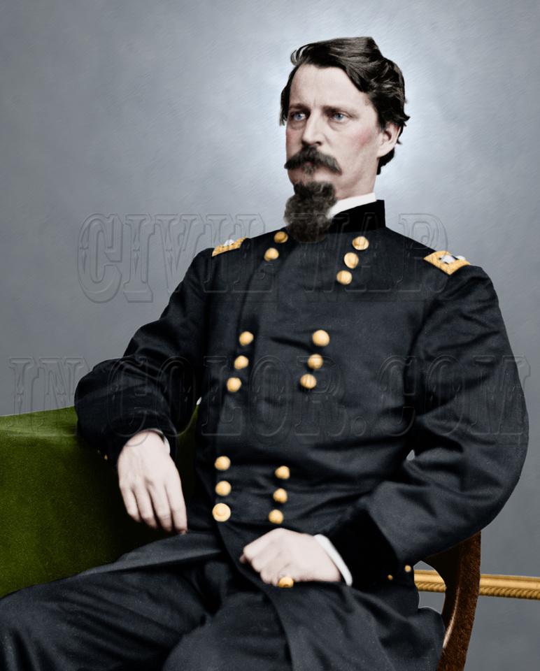 05828 - Maj. Gen. Winfield S. Hancock; Hancock the Superb [LC-DIG-cwpb-05828]