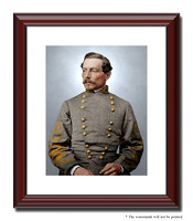 "Gen. P. G. T.  Beauregard, CSA, ""The Little Napoleon"" - 4176424807"