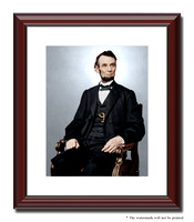 Abraham Lincoln, President, Image dated 1865 - 528388