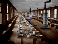 01363 - Mess hall at Harewood Hospital; Washington, DC [LC-DIG-cwpb-01364]