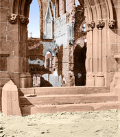 02459 - Ruins of Cathedral; St. John and St. Finbar, Charleston, SC 1865 [LC-DIG-cwpb-02459]