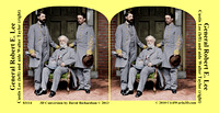 03114 - General Robert E. Lee; Custis Lee (left) and aide Walter Taylor (right) [LC-DIG-cwpbh-03114]