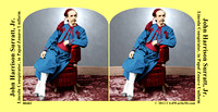 00483 - John Harrison Surratt, Jr.; Lincoln Conspirator, in Papal Zouave Uniform [LC-DIG-cwpbh-00483]