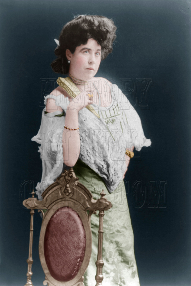 "History In Full Color: Women &emdash; 3b40210 SL - Margaret ""Unsinkable Molly"" Brown"
