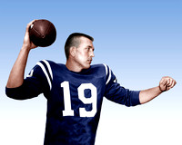 I10094 - Johnny Unitas - Baltimore Colts