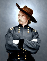 05340 - Major General George Custer; April 15th, 1865 [LC-DIG-cwpb-05340]