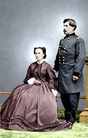 05667 - Major General McClellan; and Ellen Mary Marcy McClellan [LC-DIG-cwpb-05667]