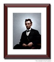 President Abraham Lincoln, February 5th, 1865 - 19469