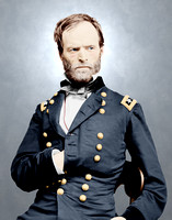 07136 - Major General Sherman; 'Old Tecumseh' [LC-DIG-cwpb-07136]