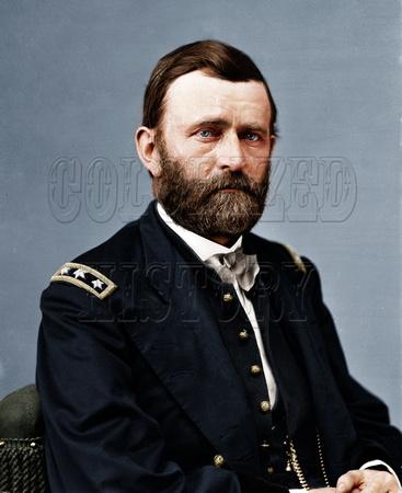 History in full color civil war era ulysses s grant lieutenant general ulysses s grant publicscrutiny Choice Image