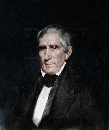 #9 William Henry Harrison