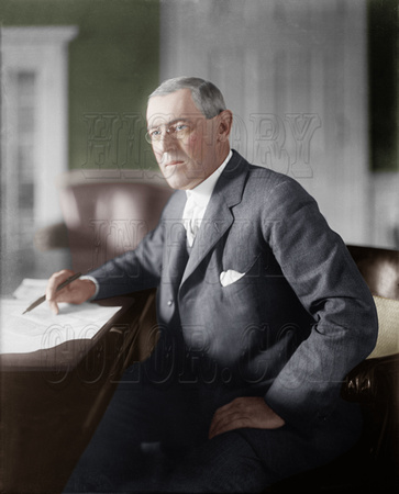 woodrow wilson and united states expansionism First world war: american ideals and it that president wilson would lead the united states through war: american ideals and wilsonian idealism 8.