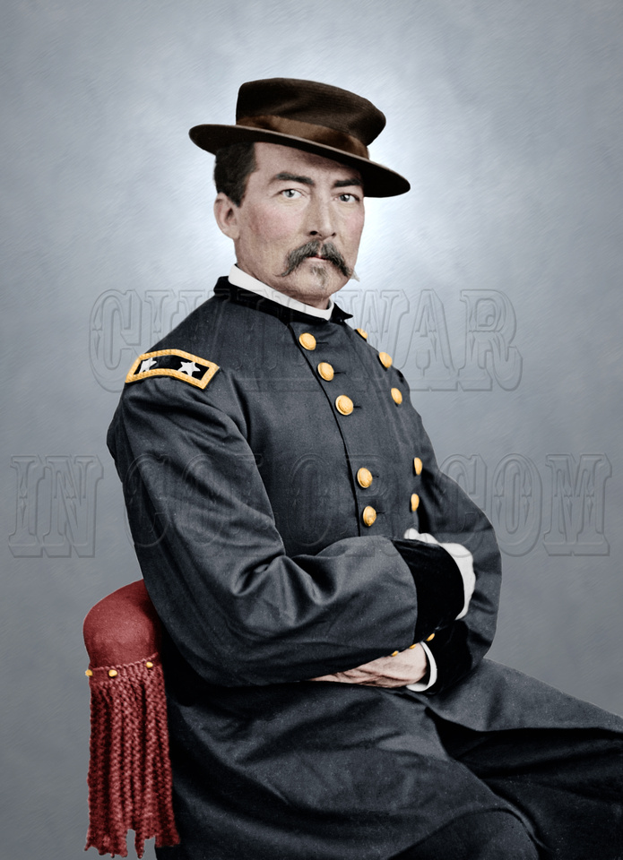 21009 - Major General Philip Sheridan; 'Little Phil' [LC-DIG-cwpbh-01009]