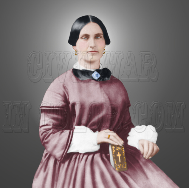 History In Full Color: Women &emdash; Mary Surratt Younger