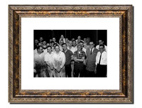 Ford BW Bronze Color Ornate Frame