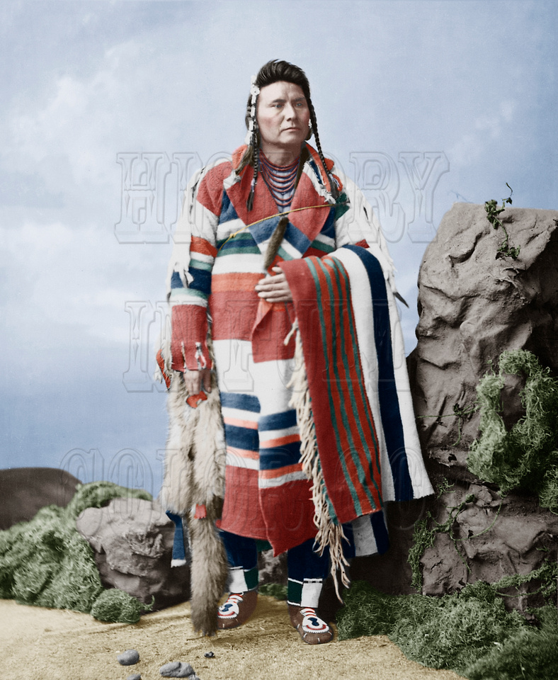 History In Full Color: People &emdash; Chief Joseph