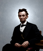 19469 - President Abraham Lincoln; February 5th, 1865 [LC-DIG-ppmsca-19469]