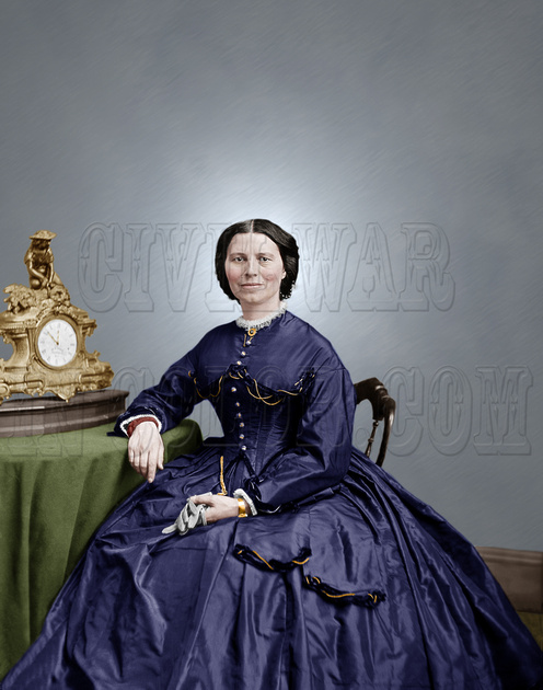 """clara bartons courage One quote that best describes clara barton's courage is when she said """"i always triedto succor the  clara saying """"i ought to  clara barton being a ."""