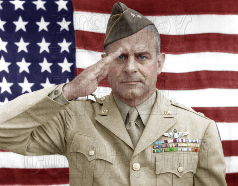 History In Full Color: Military &emdash; Maj. Gen. James H. Doolittle